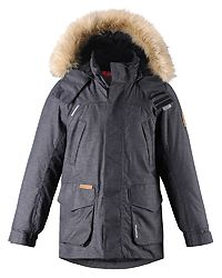 Ugra Down Jacket Grey Melange