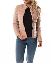 Uganda Zip Jacket Adobe Rose