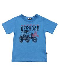 T-Shirt SS Tractor Federal Blue