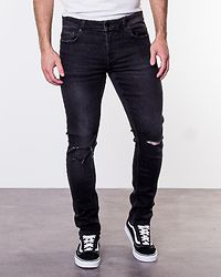 Spun Lounge Denim 2442  Black Denim