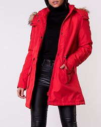 Catja New Parka Jacket Racing Red