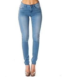 Extreme Lucy NW Soft Jeans Light Blue Denim