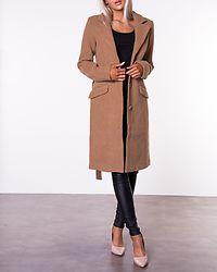 Vicki Wool Coat Tigers Eye