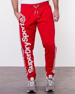 Combat Sport Pant Red