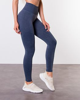 Ocean Washed Attention Tights