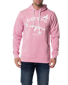 Defend Hood Old Pink