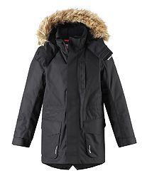 Naapuri Winter Jacket Black