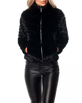 New Martina Short Jacket Black