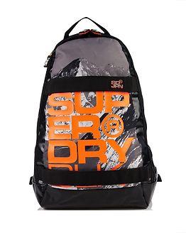 Super Black Backpack