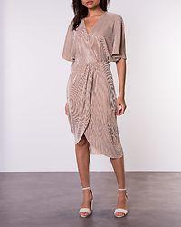 Dagny Dress Birch/Gold Shimmer