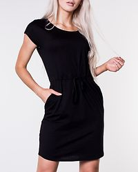 April Short Dress Black