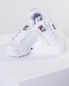 Disruptor Low White