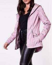 Katie Spring Parka Jacket Keepsake Lilac
