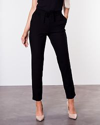 Simply Easy Loose Pant Black