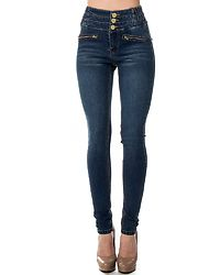 Elena Jeans Medium Denim