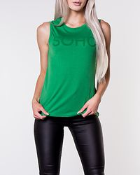 City Icon Print Top Medium Green/Soho