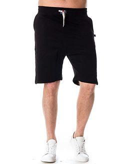 Terry Loose Short Black