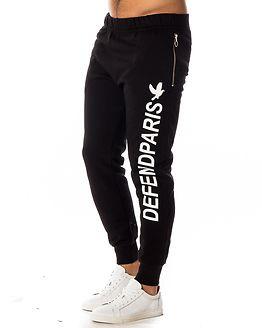 Cleef Pants Black