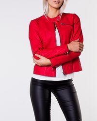 Flora Jacket High Risk Red
