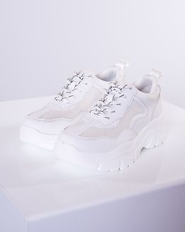 Duffy 75-75001 Sneaker White