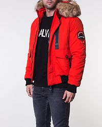 Everest Bomber Bold Orange