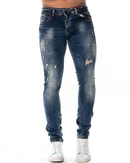 Sean Jeans Blue Denim
